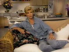 """This is my workout video """"Joan Lunden's Workout America"""".    From - Joan Lunden on YouTube"""