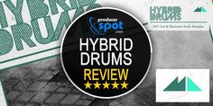 Review: Hybrid Drums Sample Pack by Mode Audio | ProducerSpot Sound Samples, Drum Kits, Dubstep, House Music, Good Music, Drums, Audio, Percussion, Drum