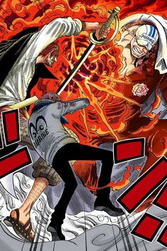 Shanks saves Coby