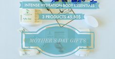 Premium hydrating essentials for MOM — Happy Sunday!  Are you still trying to decide what to buy for mom on Mother's Day? Our luxury Value Pack includes 3 quality solutions mom will absolutely love... and you will too! 😉  Click below to learn more!   Live well! Live Healthy! Enjoy the journey!
