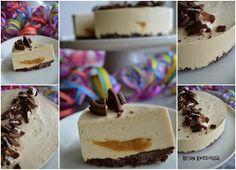 Kirsin keittiössä: Kinuskijuustokakku Toffee, Pudding, Desserts, Food, Sticky Toffee, Tailgate Desserts, Candy, Deserts, Custard Pudding