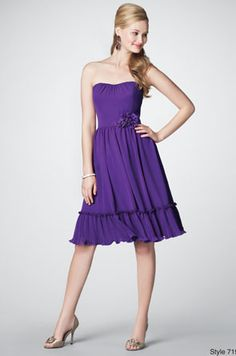 Karen bridesmaids dress by Alfred Angelo - comes in a range of colours at Adore brides in Chelmsford
