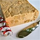 Boardwalk Quality Maple Walnut Fudge ~ Throughout the summer we enjoy the fudge sold on the boardwalk at the shore. Hubby and I came up with this recipe so that we would be able to enjoy our favorite flavor year round. Maple Walnut Fudge Recipe, Maple Fudge Recipes, Candy Recipes, Holiday Recipes, Cookie Recipes, Dessert Recipes, Milk Recipes, Sauce Recipes, Holiday Baking