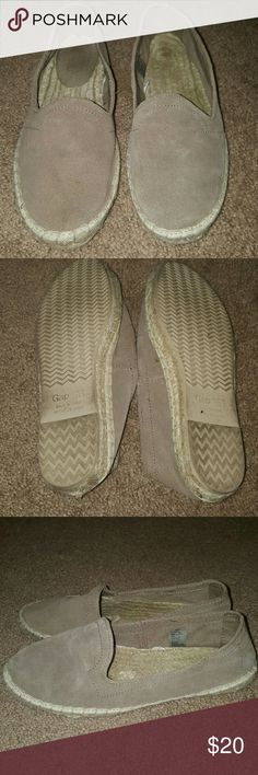 GAP flats Espadillas flats taupe color only wore once like new very comfortable Gap Shoes Flats & Loafers