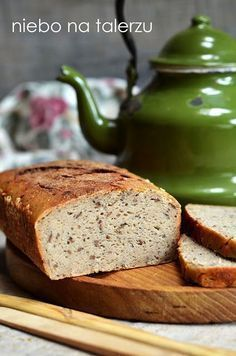 Wheat Belly, Gluten Free Recipes, Banana Bread, Food To Make, Rolls, Food And Drink, Baking, Narnia, Food Ideas