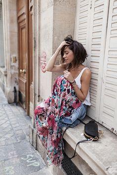 Les babioles de Zoé✨ Boho Fashion, Autumn Fashion, Fashion Outfits, Vintage Fashion, Mode Streetwear, Streetwear Fashion, Cute Pixie Haircuts, Langer Bob, Mode Outfits