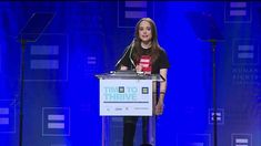 Ellen Page Joins HRCF's Time to Thrive Conference - Human Rights Campaign. A brave and beautiful speech!