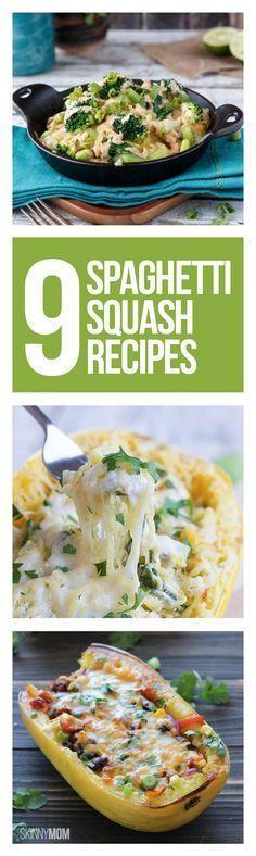 Give spaghetti squash a try!