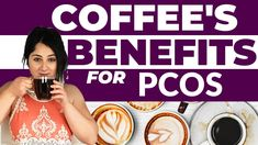 PCOS and coffee is a popular topic in the community. Many women want to know if avoiding their hot cup of coffee is necessary for hormonal balance and reversing PCOS. In this video, you will find if you should avoid coffee for your PCOS. Nutrition Tips, Diet Tips, Polycystic Ovarian Syndrome, Coffee Benefits, Hormone Balancing, Medical, Community, Wellness, Popular