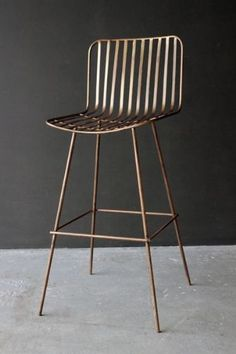 Midas Bar Stool  I have 6 of these, planning to use 3 for the sit at island in…