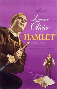21st Academy Awards Best Picture Winner - Hamlet - Mar 24, 1949