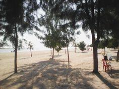 A beach in Melaka
