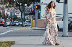 una collezione #romantica e femminile con #abiti, #camicie e top dai tessuti leggeri e fluidi impreziositi da pizzo e ricami...#ovs #biancabalti