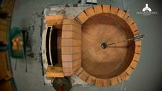 How to Build a Brick Pizza Oven