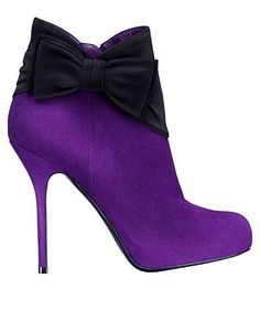 Christian Dior ankle boot with bow from the pre-fall collection 2012/2013