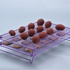 Kitchen Baking Metal Wire Cooling Rack Drying Cake Cooler Bakeware Accessories D Cool C, Biscuit Bread, Cooling Racks, Bakeware, Wednesday, Biscuits, Muffins, Dish, Cookies