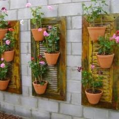 PAISAGISMO: JARDINS VERTICAIS BY MC3: Jardins rústicos por MC3 Arquitetura . Paisagismo . Interiores