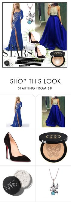 """""""http://www.oshoplive.com 25 / 30"""" by ozil1982 ❤ liked on Polyvore featuring Christian Louboutin and Gucci"""