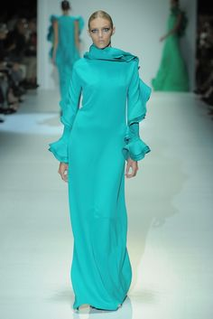 Gucci RTW Spring 2013...amazing color!