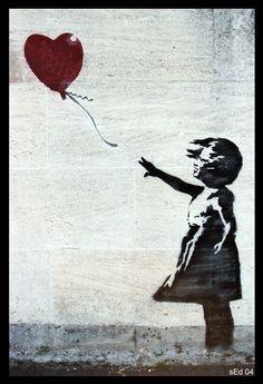 Bansky the graffiti artist - Banksy graffiti wall - . Banksy Graffiti, Street Art Banksy, Arte Banksy, Bansky, Graffiti Artists, Art Du Monde, Urbane Kunst, Poster Prints, Art Prints