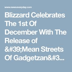 Blizzard Celebrates The Of December With The Release of & Streets Of Gadgetzan& & Expansion! : Tech : News Every Day Hearthstone Expansion, Marvel Entertainment, How To Get Away, The Expanse, Tech News, Console, Relationships, December, Gaming