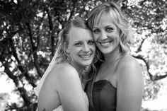 Bride and bridesmaid at a wedding at Alberton House, Mt Albert, Auckland. Black and white.  BeSo Studios create beguiling fine art family photographs for the walls of the most discerning clients homes. We specialise in wedding and family portrait photography, and supply prints on the highest quality media, framed in beautiful conservation standard frames. We are a high end studio located in the beautiful city of Auckland, New Zealand.