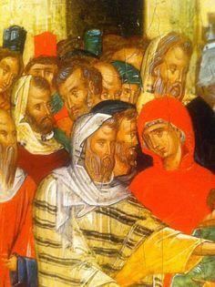 Byzantine Icons, Byzantine Art, Odilon Redon, Fresco, Jesus Christ, Faith, Detail, Painting, Religious Pictures