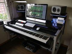 Infamous Musician151 Home Recording Studio Setup Ideas | Infamous Musician