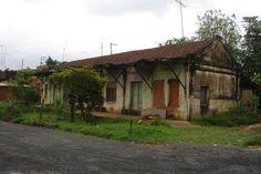 Sete Quedas -- Estações Ferroviárias do Estado de São Paulo
