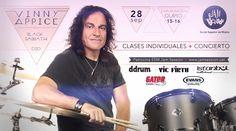 Jamm Session inaugura el curso 2015-16 con el bateria de Black Sabbath
