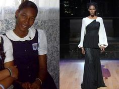'It's a dream': From orphanage to runway, model walks at Fashion Week