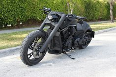 "No-Limit-Custom ""DVZ"" V-Rod Harley Davidson custom chopper"