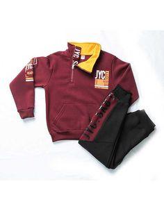 """ΣΕΤ ΦΟΥΤΕΡ """"READY TO GO"""" Boys Joggers, Ready To Go, Wetsuit, Kai, Boy Or Girl, Kids Outfits, Bomber Jacket, Pajamas, Sweat Shirt"""