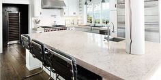 Marble Mist | Zodiaq® | DuPont USA
