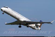 Eurowings D-ACNO Canadair CL-600-2D24 Regional Jet CRJ-900 NextGen aircraft picture