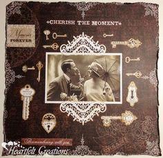 Heartfelt Creations | Cherish Memories Layout
