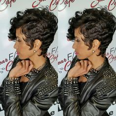 Lovely Curls & Cut