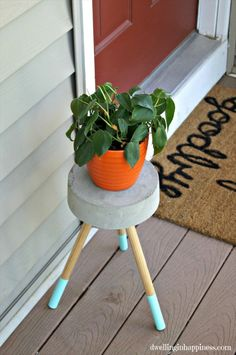 13 modern and lovely DIY plant stand ideas for your dream land
