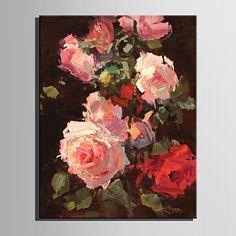 【今だけ☆送料無料】 アートパネル  静物画1枚で1セット ピンク レッド 薔薇 バラ お花【納期】お取り寄せ2~3週間前後で発送予定