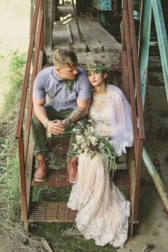 Rustic Tropical Wedding Inspiration from Taylor Parker Photography
