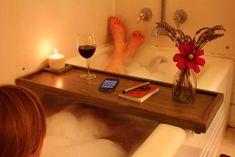 Picture of Bathtub Caddy http://www.instructables.com/id/Bathtub-Caddy/