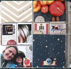#projectlife photo collage