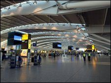 Heathrow Airport - a museum? A future world with no airplanes...