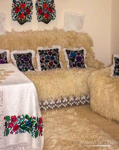 Romanian Textiles In The North: Artisanal Craftwork in Rural Areas of Maramureș