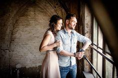 #bruiloft #trouwen #huwelijk #trouwdag #verloving #loveshoot #industrieel #shoot Een industriële loveshoot | ThePerfectWedding.nl | Fotografie: Eppel Fotografie
