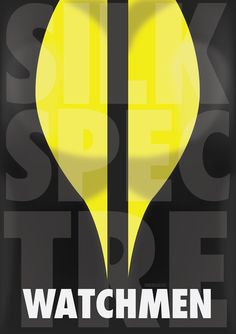To Die For Minimalist Posters For The Watchmen
