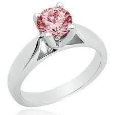 Red Diamond ✿ #Ring