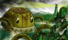 """This is a digital painting I created on my Nintendo 3DS.  I do have prints for sale at my ETSY shop """"SCOTTBOTTS"""""""