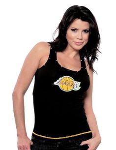 Majestic Threads Los Angeles Lakers Tank Top @Lakers #Lakers