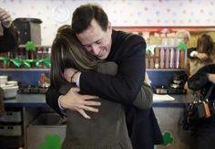 Photo #15 #prezpix #prezpixrs election 2012 candidate: Rick Santorum publication: Los Angeles Times LA Times photographer: Paul Sancya AP publication date: 2/28/12